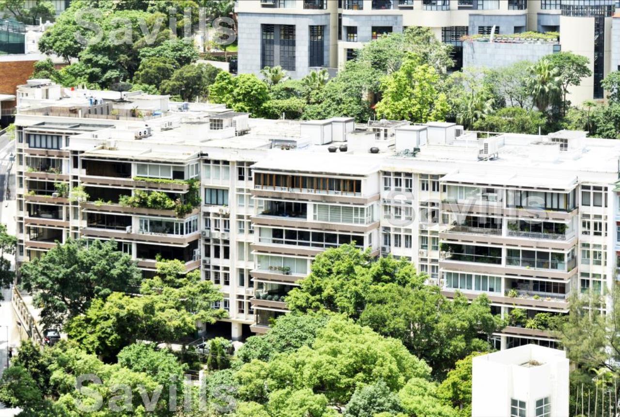 Kam Yuen Mansion - 中半山