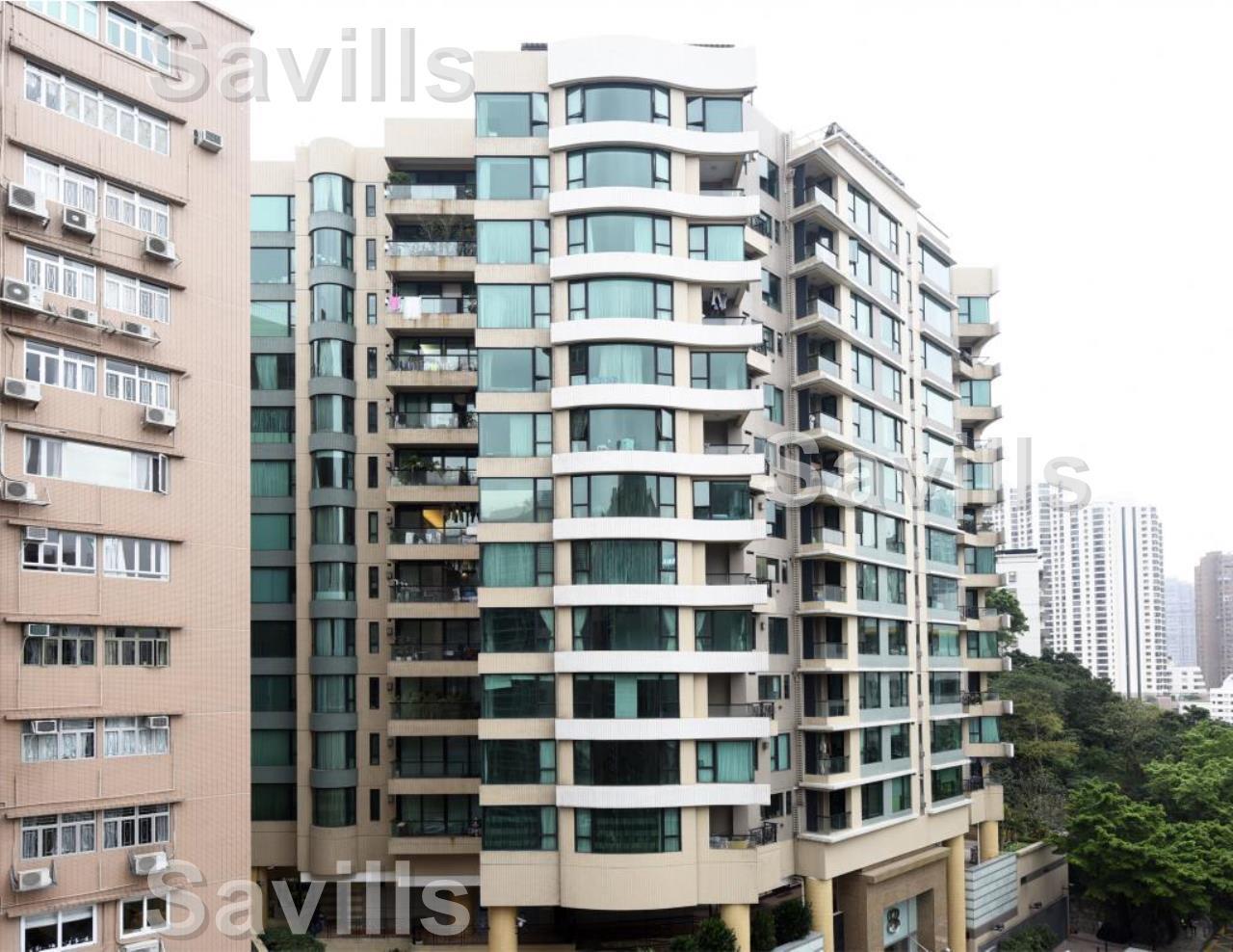 8 Shiu Fai Terrace - 東半山
